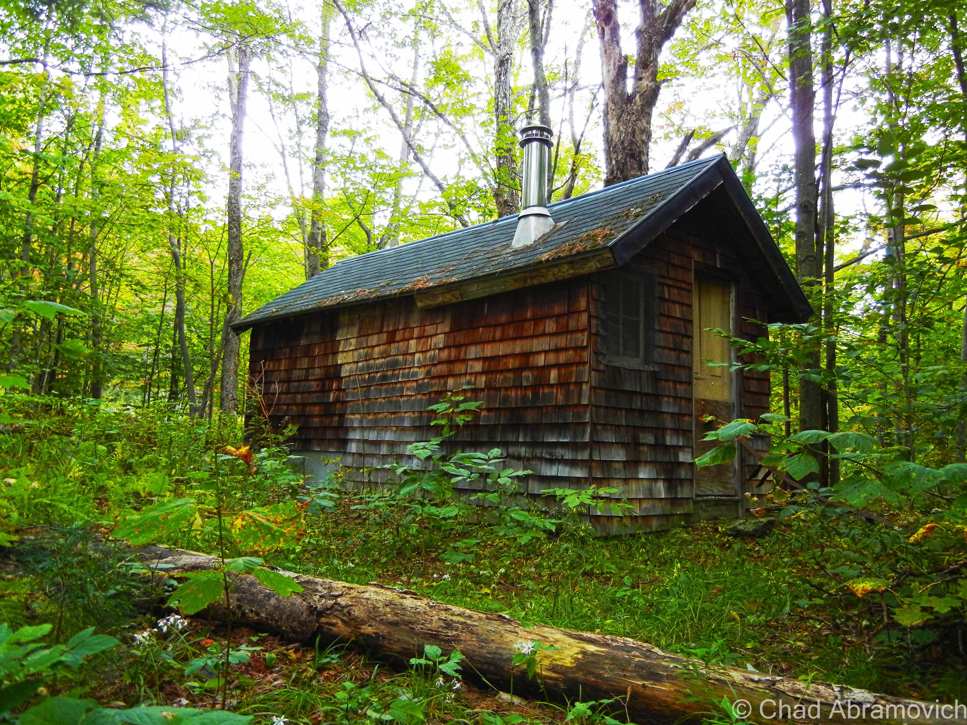 Abandoned Summer Camp