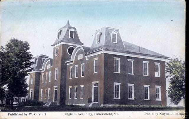 Brigham Academy