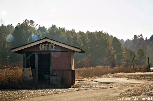 Abandoned at Frontier Town