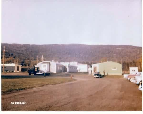 The Quonset Village, Circa 1961-62