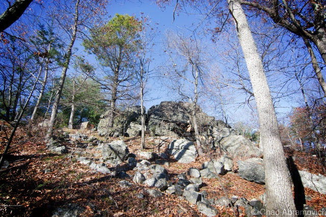 Rocks, rocks, rocks...