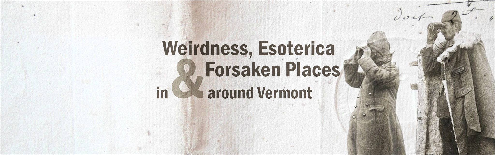 Obscure Vermont