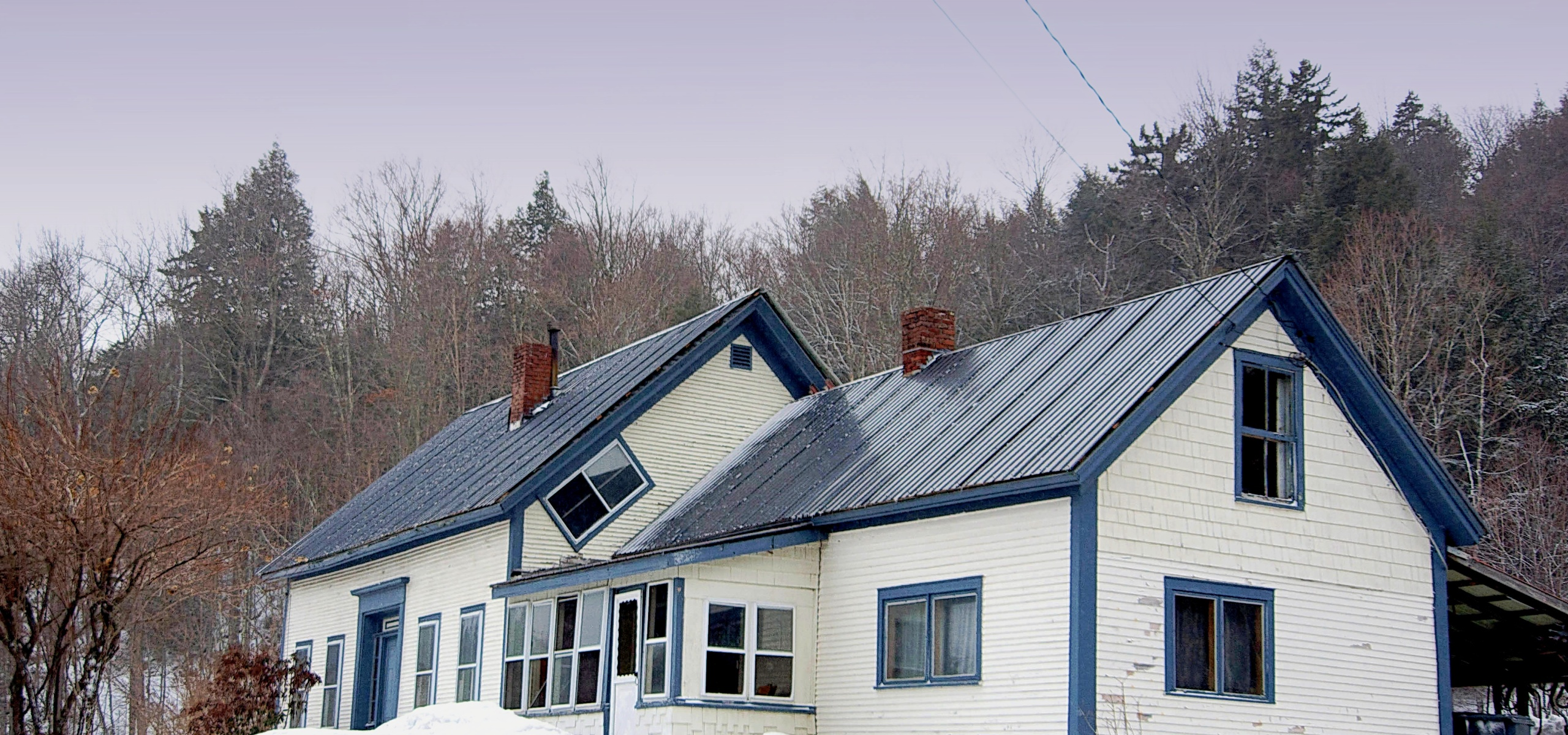 One Of My Favorite Pieces Obscure Vermont Is A Mixture Architectural Vernacular And Good Old Fashioned Yankee Ingenuity